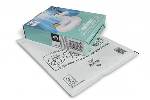 Mail Lite® White Padded Envelopes Size G/4