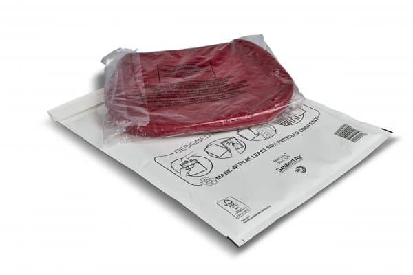 Mail Lite® White Padded Envelopes Size H/5