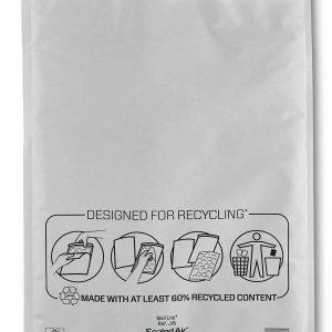 Mail Lite® White Padded Envelopes Size J/6