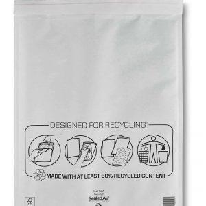 Mail Lite® White Padded Envelopes Size K/7