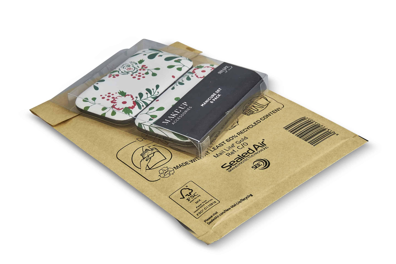 Mail Lite® Gold Padded Envelopes Size B/00
