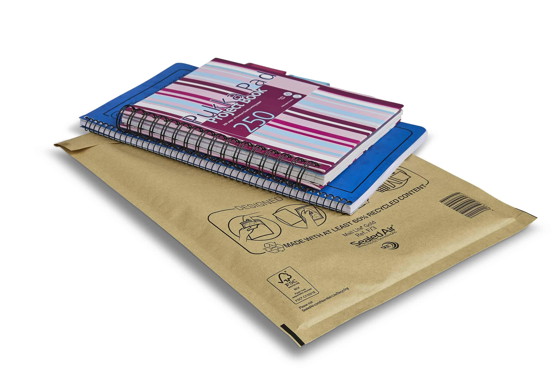 Mail Lite® Gold Padded Envelopes Size F/3