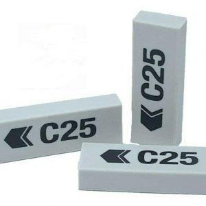Pencil Erasers C25