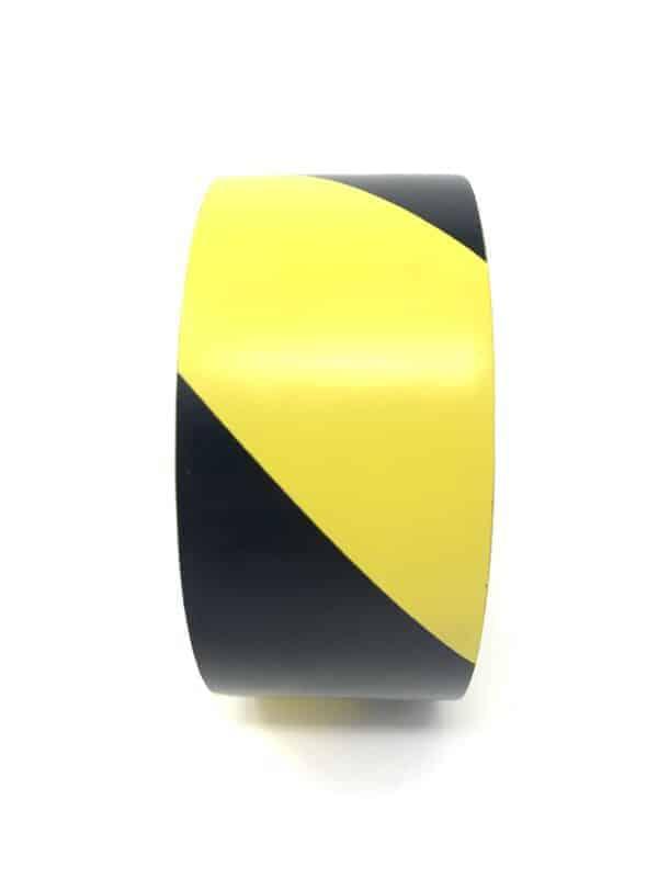 Gladiator Hazard Warning Tape - Black and Yellow