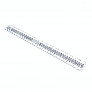 Shatter Resistant Ruler 30cm
