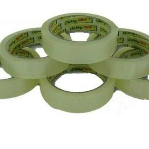 Stikky Tape Clear Cellotape