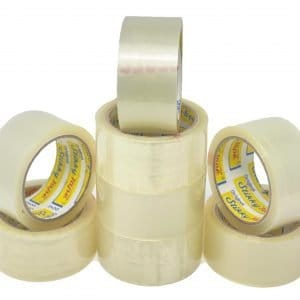 Stikky Tape Clear Packaging tape