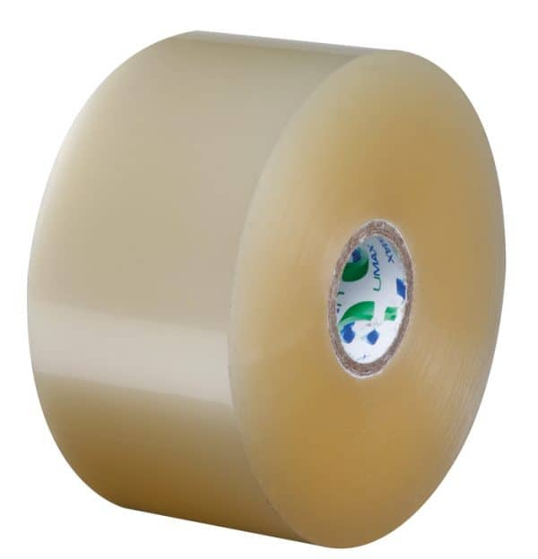 Umax Extra Long Clear Packing Tape 50mm x 150m