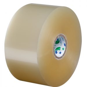 Umax Low Noise Extra Long Clear Packing Tape 50mm x 150m