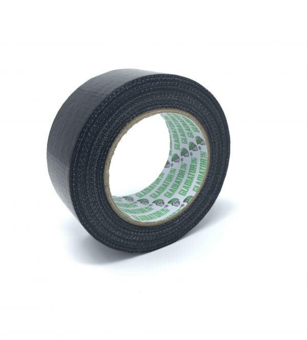 Gladiator Black Heavy Duty Duct Tape 50mm x 50m