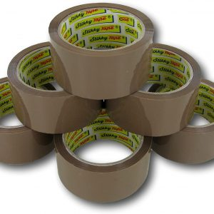 Brown Packing Tape by Stikky Tape