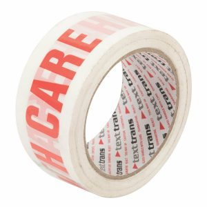 Pacplus Handle With Care Packaging Tape