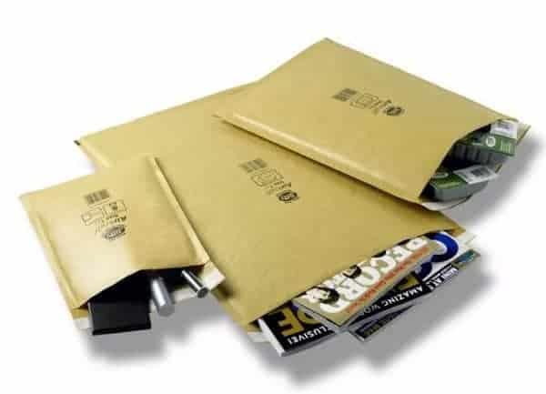 Jiffy AirKraft Padded Envelopes
