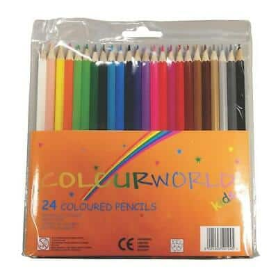 Colourworld Colouring Pencils