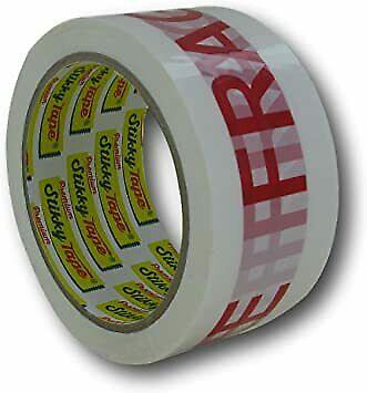 Stikky Tape Fragile Tape