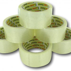 Stikky Tape Clear