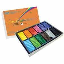 Colourworld Wax Crayons